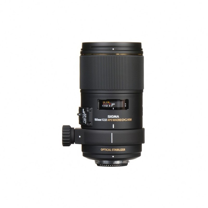 Sigma objektiv 150mm F/2.8 EX DG OS HSM Macro (Canon)