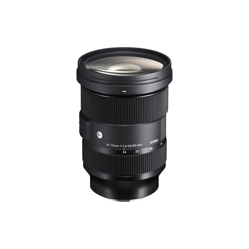 Sigma objektiv  24-70mm F2.8 DG DN ART (Sony E-mount)