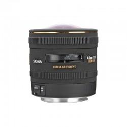Sigma   4,5mm F2,8 EX DC HSM Cirkular Fisheye (Canon)