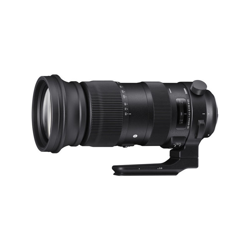 Sigma  60-600mm f/4.5-6.3 DG OS HSM Sport (Canon)