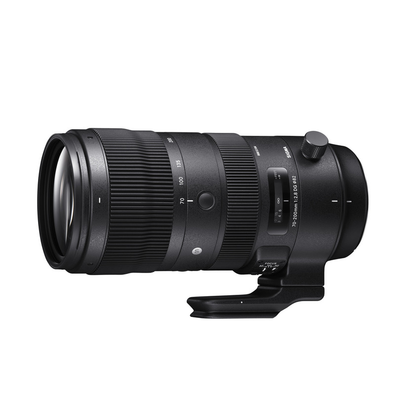 Sigma  70-200mm f/2.8 DG OS HSM Sport (Canon)