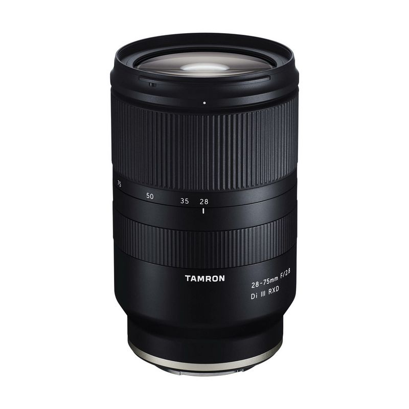 TAMRON AF 28-75mm f/2.8 Di III RXD Sony E-mount
