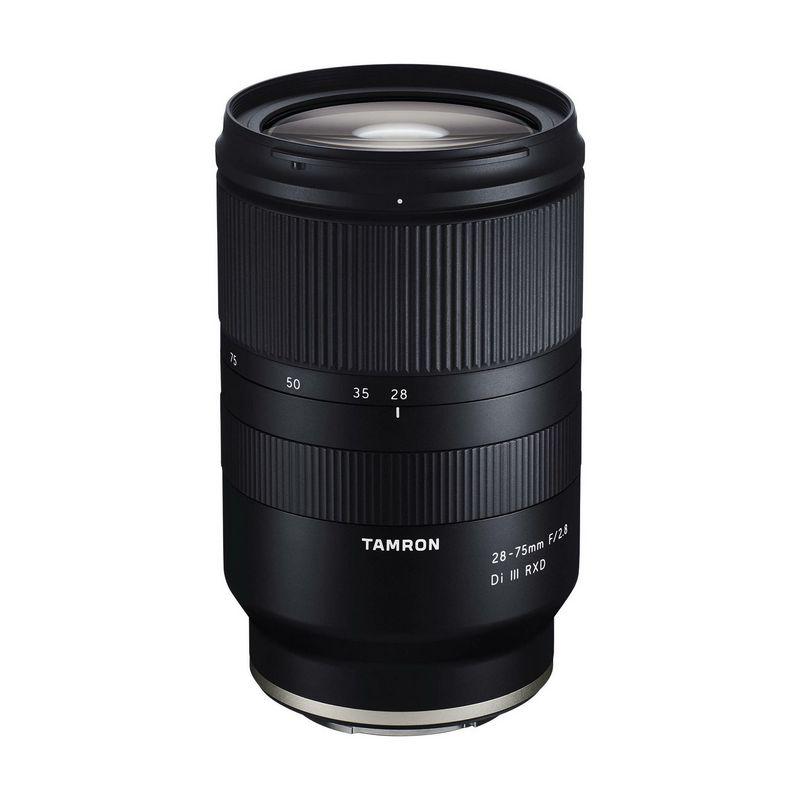 TAMRON AF 28-75mm f/2.8 Di III RXD Sony E-mount objektiv
