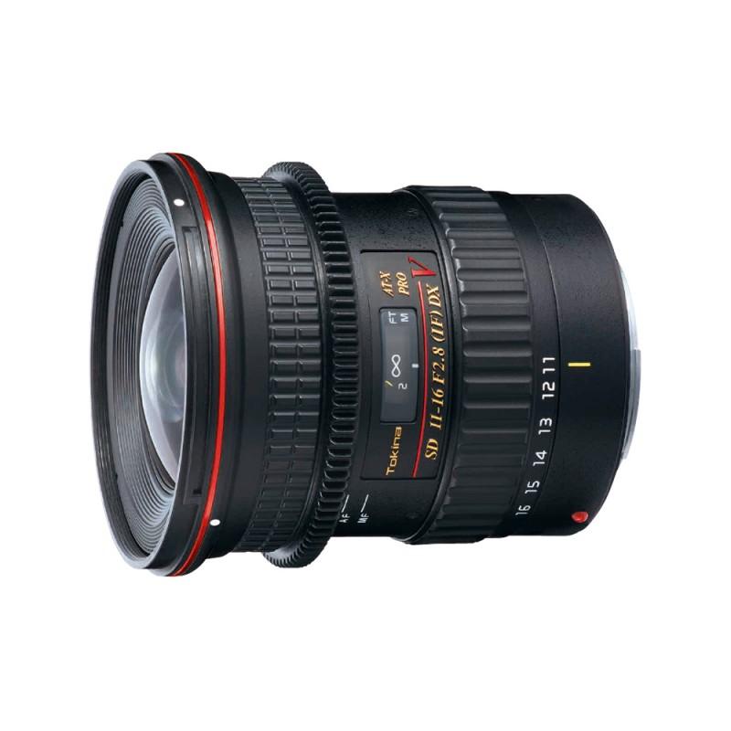 Tokina ATX  11-16mm F2.8 PRODX V Canon/AF