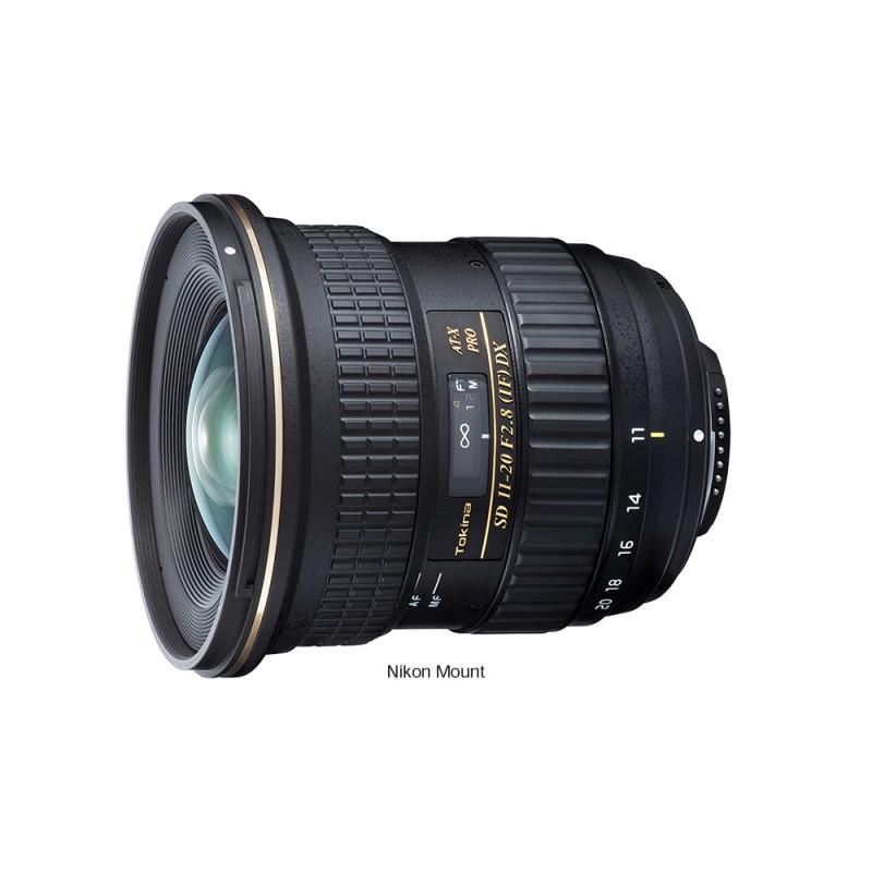 Tokina ATX  11-20mm/F2,8 PRO DX Nikon/AF