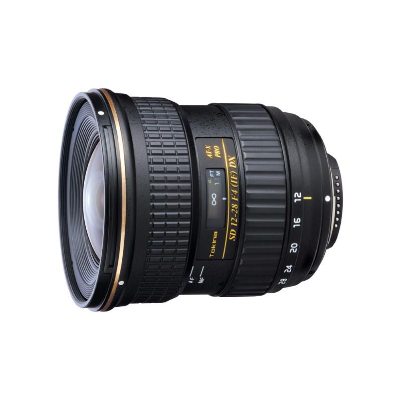 Tokina ATX  12-28mm F4 PRO DX Canon/AF