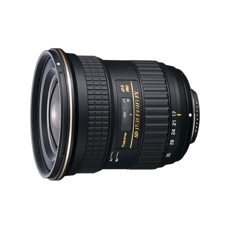 Tokina ATX  17-35mm F4 PRO FX Nikon/AF