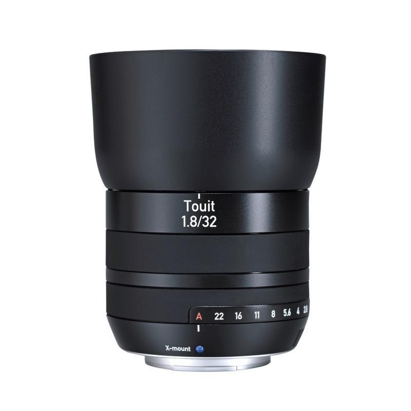 Zeiss TOUIT X  32mm f/1,8 Objektiv za FUJI X Mount