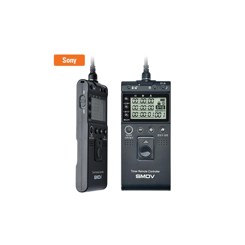 SMDV Intervalometar SMDV T813 (Sony A7 III, Nex 6, A6000)