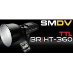 SMDV FlashWave-5TX TTL radio okidač / Canon