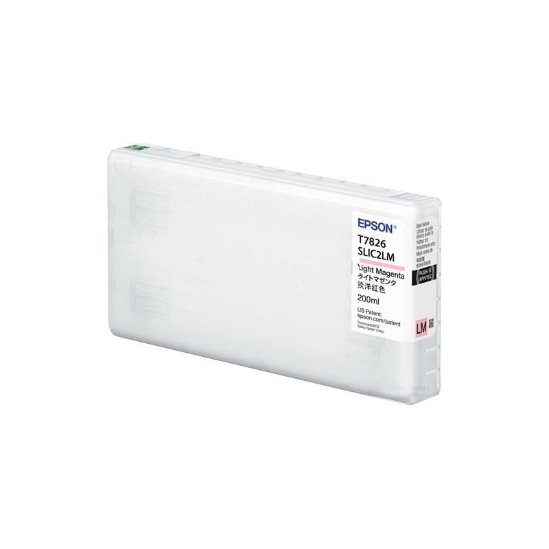 Epson T7826 Tinta LIGHT MAGENTA za Surelab SL-D700