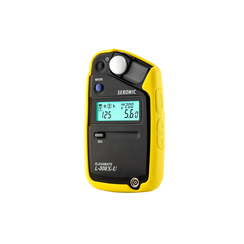 Sekonic Yellow Color Grip For L-308X