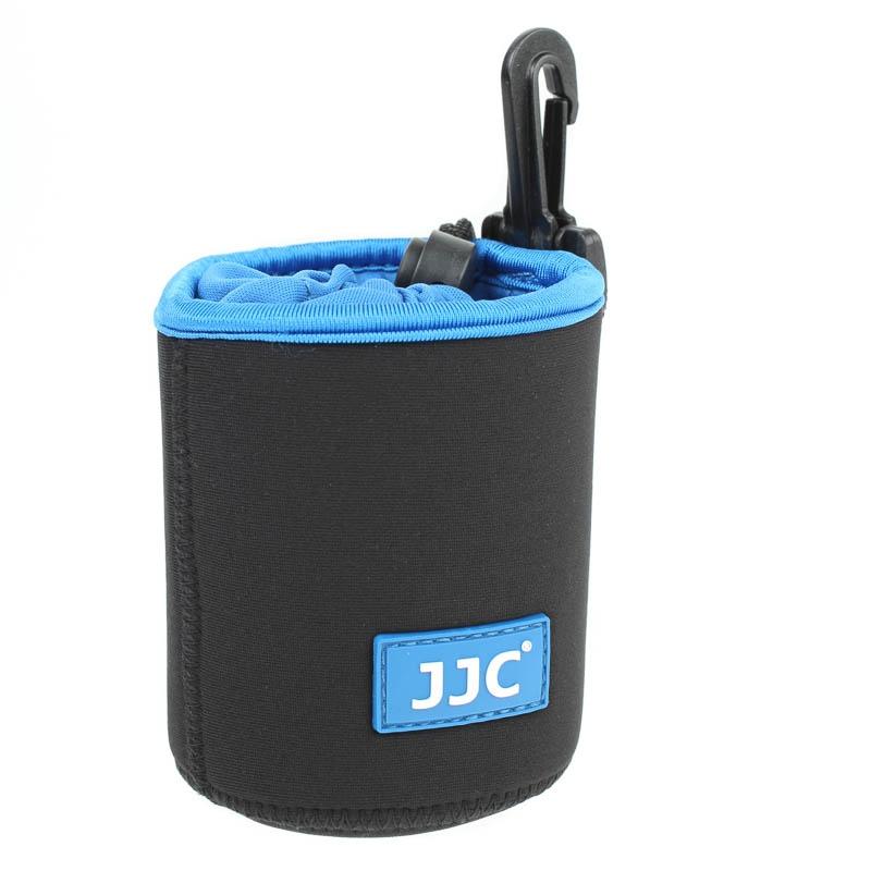 JJC NLP-10 zaštitna neoprenska torbica za objektiv  74 x 100 mm