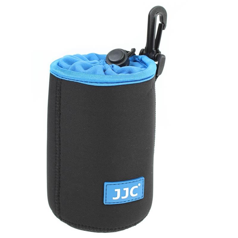 JJC NLP-13 zaštitna neoprenska torbica za objektiv 83 x 130 mm