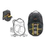 Kata bags REVOLVER-8 PL; foto ruksak