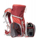 Manfrotto Off road Hiker ruksak 30L sivi za DSLR