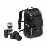Manfrotto Advanced Travel Backpack Ruksak (Crni)