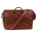ONA Bags - UNION STREET LEATHER foto torba - Walnut