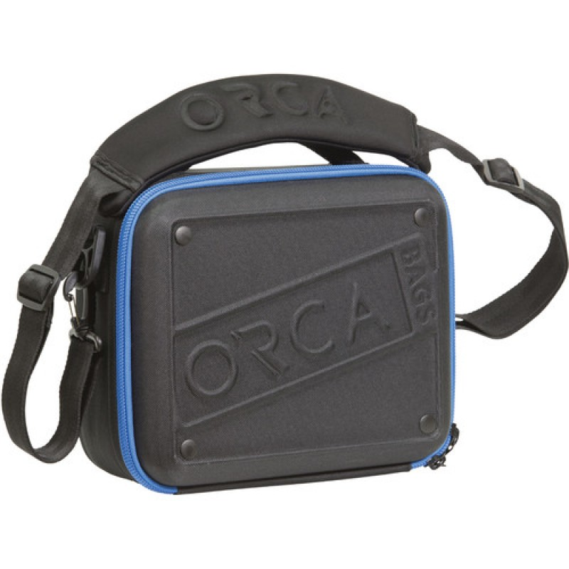 Orca OR-68 Medium Hard-Shell Accessories Bag (Black), torba za opremu