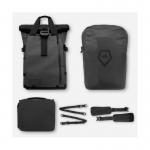 Wandrd PRVKE 31 ruksak / Photo bundle (crni)