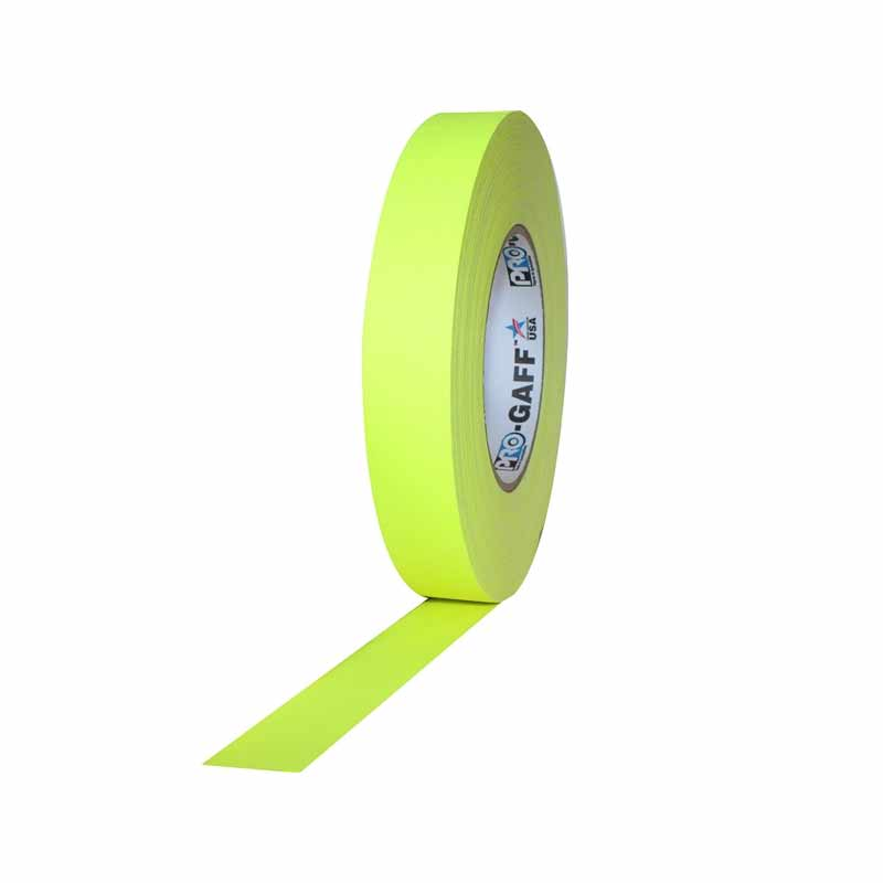 Pro Gaff® -  FL Yellow Gaffer traka 24mm x 22,5m