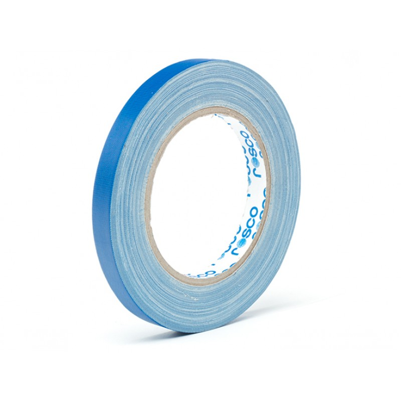 Rosco GaffTac™ - Spike Tape - Blue 12mm x 25m