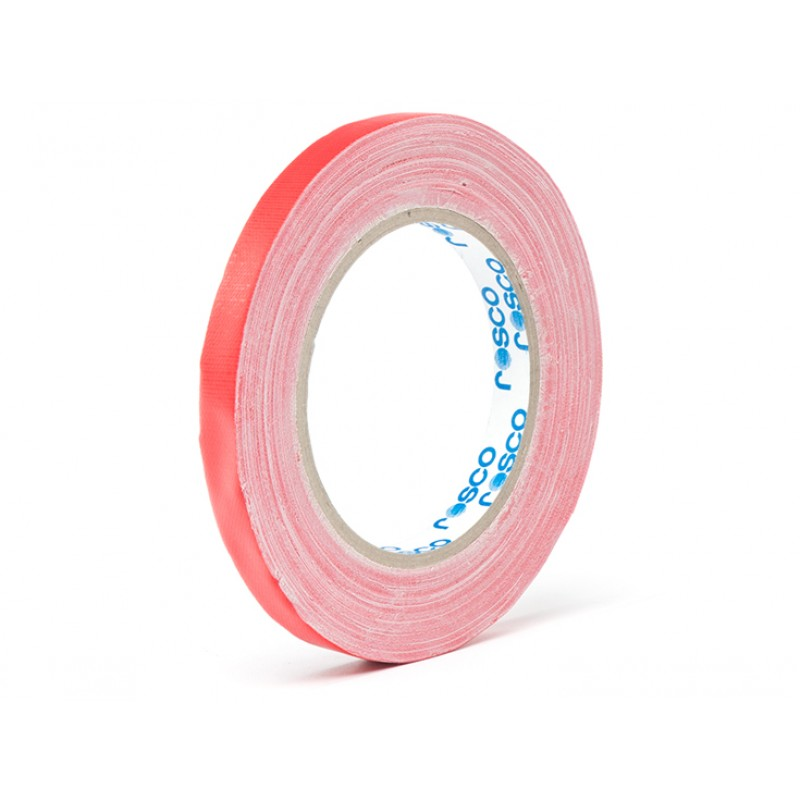 Rosco GaffTac™ - Spike Tape - Red 12mm x 25m